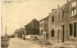 Saint-Léger - Rue De Lille -Maison En Construction (  Voir Verso ) - Estaimpuis