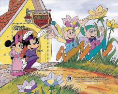 Disney Grenada Grenadines1985 MNH/**/NEUF/postfris/postfrisch D83 - Disney