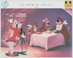 Disney Grenada Grenadines1992 MNH/**/NEUF/postfris/postfrisch D212 - Disney