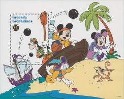 Disney Grenada Grenadines1995 MNH/**/NEUF/postfris/postfrisch D247 - Disney