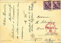 BREVKORT  1942   /