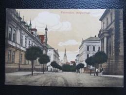 AK NEUTITSCHEIN Novy Jicin 1918 /////  V4497 - Tschechische Republik