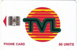 VANUATU - TVL Logo 60 Units, CN : 0307270, Used - Vanuatu