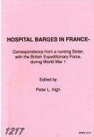 MARCOPHILIE POSTAL HISTORY HOSPITAL BARGES IN FRANCE Correspondance - Correomilitar E Historia Postal