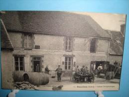 36 - Beaulieu - Cabine Téléphonique - Tonneaux - France