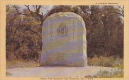 Desoto Trail Monument Bradenton Florida