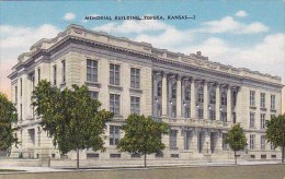 Memorial Building Topeka Kansas 1951