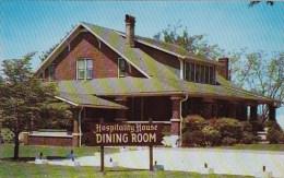 Hospitality House Dining Room Huntsville Alabama