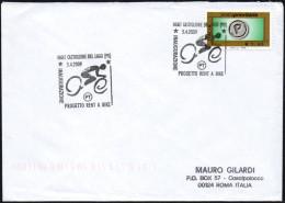CYCLING - ITALIA CASTIGLIONE DEL LAGO (PG) 2009 - INAUGURAZIONE PROGETTO RENT A BIKE - Ciclismo