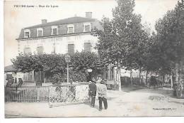 FEURS -  Rue De Lyon - Feurs