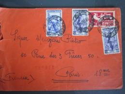 Lettre Poste Italienne En Express Marcophilie - Affrancature Meccaniche Rosse (EMA)