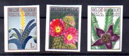 1965 Floralies Gantoises III, 1315 / 1317* N D,  N° Au Verso 108 Et 128,  Tirage De 320 Ex. Seulement - Belgique