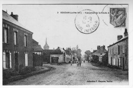 CPA SOUDAN Loire Atlantique - Sonstige Gemeinden