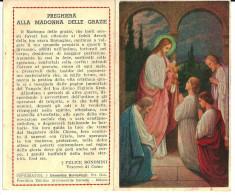 COMUNIONE PASQUALE - BERNATE TICINO - PARROCCHIA S. GIORGIO MARTIRE ANNO: 1951 - A - Religione & Esoterismo