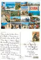 Cuba Postcard Posted 2012 Stamp - Cuba
