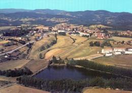(D)  07.   Ardeche   Vernoux En  Vivarais  Vue Panoramique - Vernoux