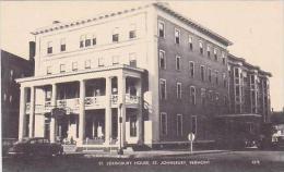 Vermont St Johnsbury St Johnsbury House