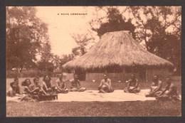 FI131) Fiji - Kava Ceremony - Fiji