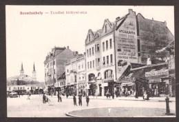 HU39) Szombathely - Erzsébet Kiráiynutca - Ungheria