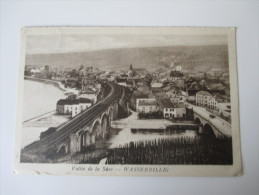 AK / Bildpostkarte Luxembourg. Vallee De La Sure - Wasserbillig. Edition W. Capus No 110 - Sonstige