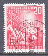 GERMANY  666   (o) - [7] Federal Republic