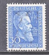 GERMANY  686   (o)   SCIENCE    NOBEL PRICE WINNER - [7] Federal Republic