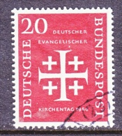 GERMANY  745  (o)  RELIGION - Used Stamps