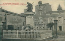 85 SAINT HILAIRE DES LOGES / Le Monument Des Combattants De 1870-1871 / - Saint Hilaire Des Loges