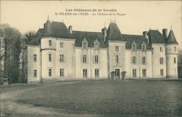 85 SAINT HILAIRE DES LOGES / Le Château De La Vergne / - Saint Hilaire Des Loges