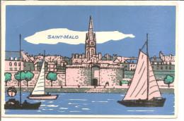 SAINT MALO - Fantaisie - Saint Malo