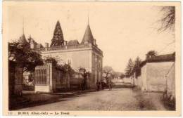 Burie - Le Treuil - France