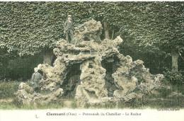 Clermont. Les Enfants Sur Le Rocher De La Promenade Du Chatellier. - Clermont