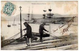 Pêcheurs D'Ajaccio (Corse) - Ajaccio
