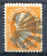 US 1873 - Sc.163 (Yv.46) Used (perfect) Rare Quality - 1847-99 Unionsausgaben