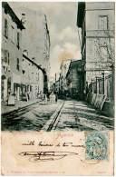 Ajaccio - Rue Fresch Et Le Musée - Ajaccio