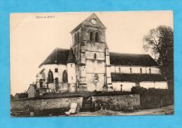 Bouy. - L´Église. - ( Marne ). - Autres Communes
