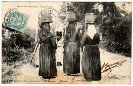 Types Corses - Retour De La Fontaine - Non Classés
