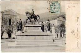 Ajaccio - Statue De Napoléon (précurseur) - Ajaccio