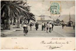 Ajaccio - Les Quais (précurseur) - Ajaccio