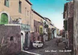 $3- 3001- Labico - Corso Garibaldi - Roma - Primi Colori - F.g. Viaggiata - Roma