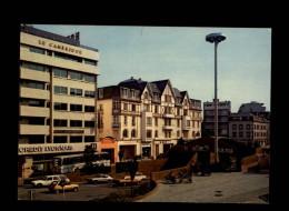 22 - SAINT-BRIEUC - Place Duguesclin - Crédit Lyonnais - Banque - Saint-Brieuc