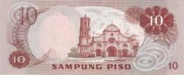 PHILIPPINES P. 149a 10 P 1970 UNC - Filippine
