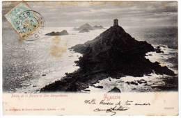 Ajaccio - Pointe De La Parata Et Iles Sanguinaires - Ajaccio