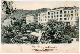 Ajaccio - Grand Hôtel Continental - Ajaccio