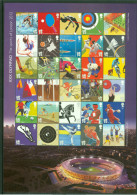 G.B. - Olympic Games: 2011    Sheet 'The Sports Of London 2012'    MNH - Eté 2012: Londres