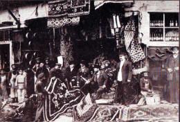 Georgia, Vendita Di Tappeti A  Maidan 1897 (ora Vokhtang Gorgasali ) - Georgia