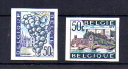 Tourisme, Huy, Hoeilaart, 1352 / 1353*** N D, Bord De Feuille, - Ungezähnt