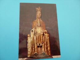 VIERGE NOIRE DES CROISADES.......EGLISE DE ST-SAVIN. - Gemälde, Glasmalereien & Statuen