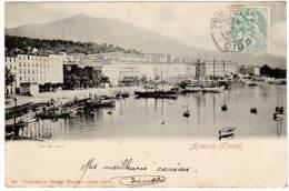 Ajaccio - Vue Du Port - Ajaccio