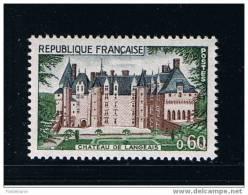CHATEAU DE LANGEAIS - Y&T : 1559 - 1968*** - France